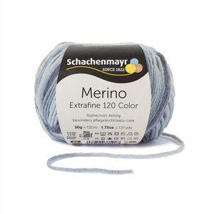 Schachenmayr Merino extrafine 120 color kiesel (485)