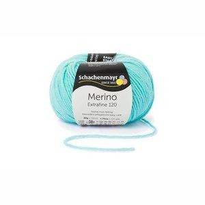 Schachenmayr Merino extrafine 120 mint (167)