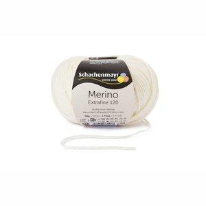 Schachenmayr Merino extrafine 120 naturel (102)
