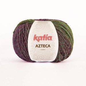 Katia Azteca lila-donkerpaars-donkergroen (7843) op=op