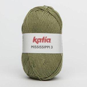 Katia Mississippi 3 bleekgroen (760)