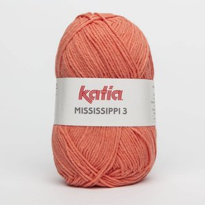 Katia Mississippi 3 zalm oranje (807)
