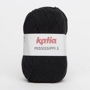 Katia Mississippi 3 zwart (328)