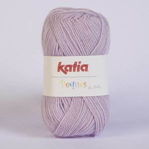 Katia Peques medium paars (84940)