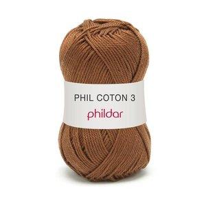 Phildar Phil Coton 3 Havane (65)