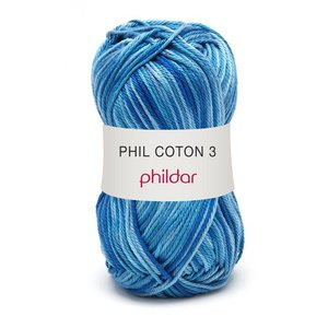 Phildar Phil Coton 3 Olympique (204)