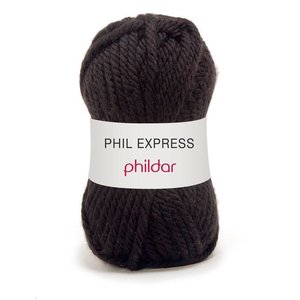 Phildar Phil Express Noir (67)