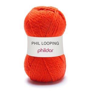 Phildar Phil Looping Feu (5)