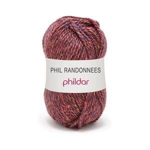 Phildar Phil Randonnees Lie de Vin (5)