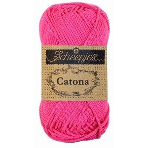 Scheepjes Catona 25 Shocking Pink (114)