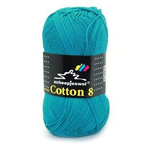 Scheepjes Cotton 8 petrol (724)