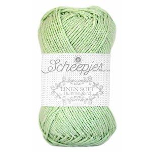 Scheepjes Linen Soft lichtgroen (622)
