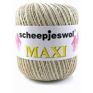 Scheepjes Maxi beige (886)