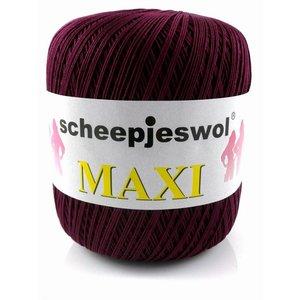 Scheepjes Maxi bordeauxrood (750)