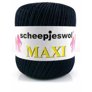 Scheepjes Maxi donkerblauw (210)