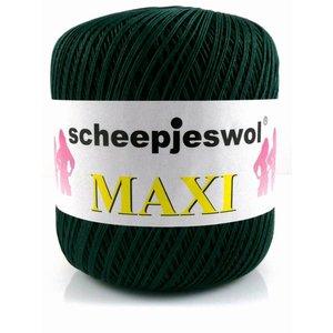 Scheepjes Maxi donkergroen (461)
