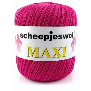 Scheepjes Maxi fuchsia (786)