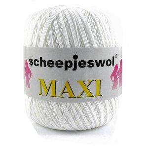 Scheepjes Maxi gebroken wit (089)