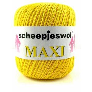 Scheepjes Maxi geel  (645)