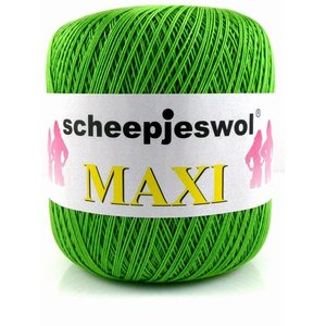 Scheepjes Maxi groen (525)
