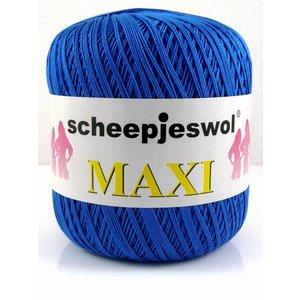 Scheepjes Maxi koningsblauw (215)