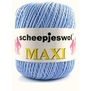 Scheepjes Maxi lichtblauw (259)