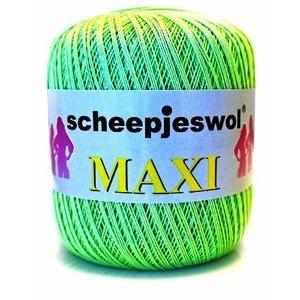 Scheepjes Maxi lime groen (547)