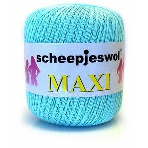 Scheepjes Maxi mintgroen (369)