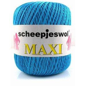 Scheepjes Maxi turkoois (298)