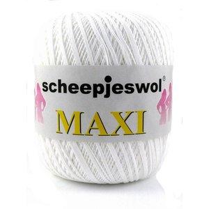 Scheepjes Maxi wit (009)