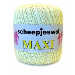 Scheepjes Maxi zachtgeel (638)