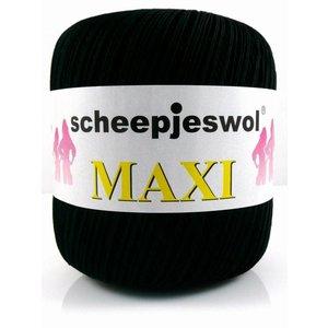 Scheepjes Maxi zwart (000)