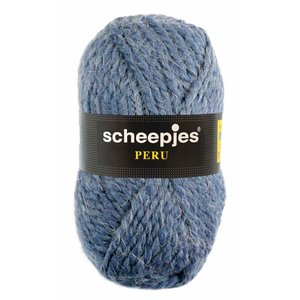 Scheepjes Peru jeansblauw (080)