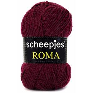 Scheepjes Roma Bordeaux rood (1600)