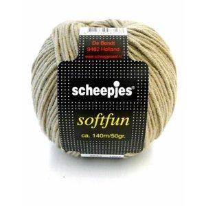 Scheepjes Softfun beige (2533)
