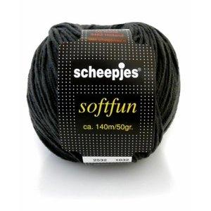 Scheepjes Softfun donkergrijs (2532)