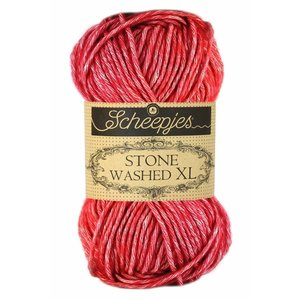 Scheepjes Stone Washed XL Red Jasper (847)