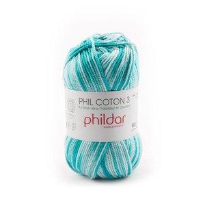 Phildar Phil Coton 3 Aqua (90)