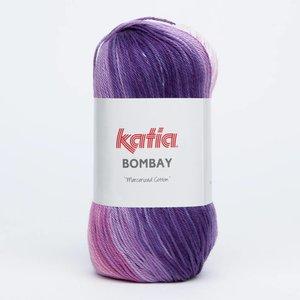 Katia Bombay bleekrood/lila (2011)