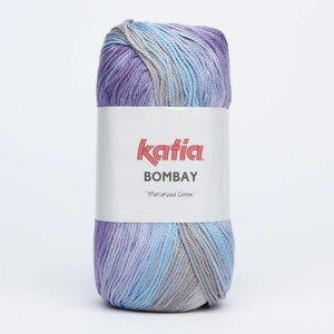 Katia Bombay paars/blauw (2013)
