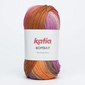 Katia Bombay paars/oranje (2018)
