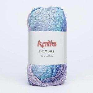 Katia Bombay turquoise/grijs (2022)