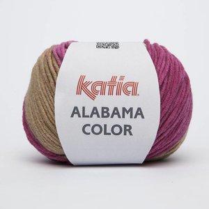 Katia Alabama color bleekrood (102) op=op