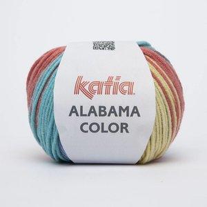 Katia Alabama color regenboog (106)