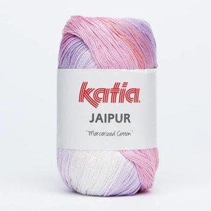 Katia Jaipur rood/lila (202)
