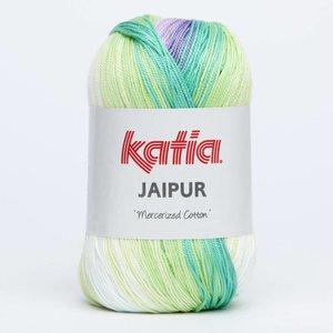 Katia Jaipur lila/groen (204)