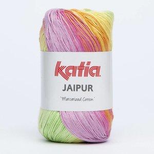 Katia Jaipur geel/oranje/fuchsia/groen (205)