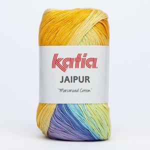 Katia Jaipur groen/blauw/paars (206)