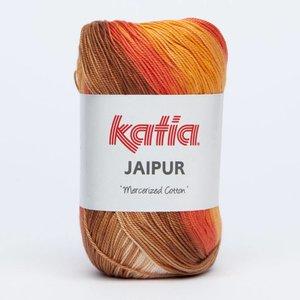 Katia Jaipur oranje/terra (207)