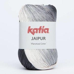 Katia Jaipur ecru/grijs/zwart (209)